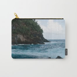 Cliffside Ocean View Carry-All Pouch