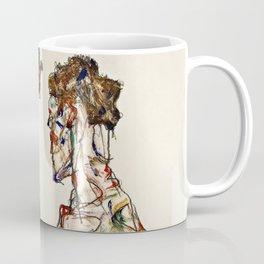Egon Schiele - Devotion Coffee Mug