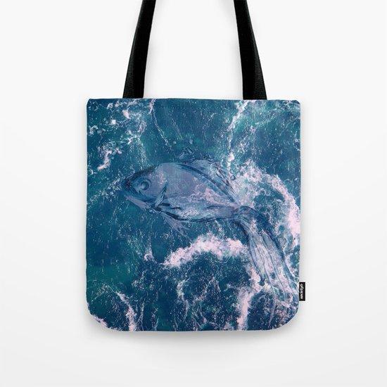 Sea fish Tote Bag