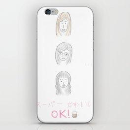 Us iPhone Skin