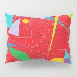 Euclid's Spider Webs Pillow Sham