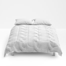 Cable Knit Comforters