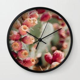 Cacti I Wall Clock