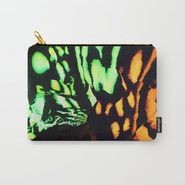 Neon animal skin Carry-All Pouch