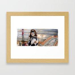Conan the Barbarian - So this is Paradise Framed Art Print