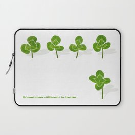 Sometimes different is better. Laptop Sleeve