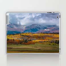 Fall in the Rockies Laptop & iPad Skin