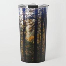 Through The Fall Travel Mug