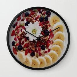 friuts design Wall Clock