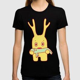 Deflated friend T-shirt