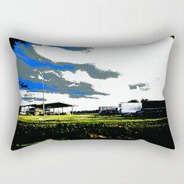 Trucks 3927 Rectangular Pillow