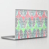 lungs Laptop & iPad Skins featuring Lungs by Charlotte Goodman