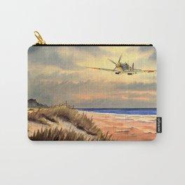 Supermarine Spitfire MK IX Aircraft Carry-All Pouch