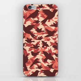 Bird Camouflage 7 iPhone Skin