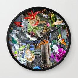 COLOPHON II Wall Clock