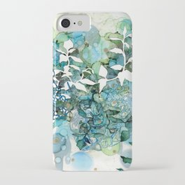 Beauty Of Chaos 1 iPhone Case