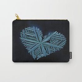 Heart of Winter Carry-All Pouch