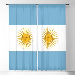 Argentina Blackout Curtain
