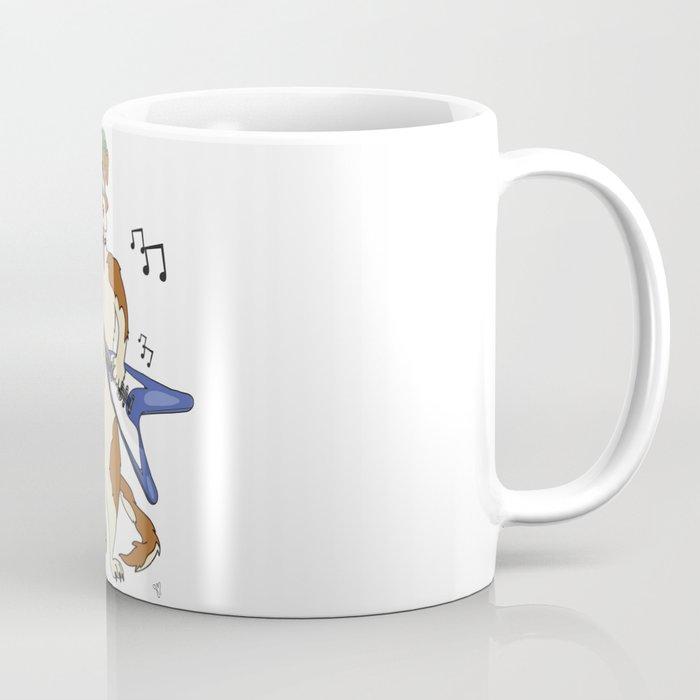 Jammin' Dog Coffee Mug