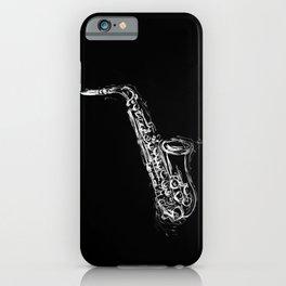 Alto Saxophone iPhone Case