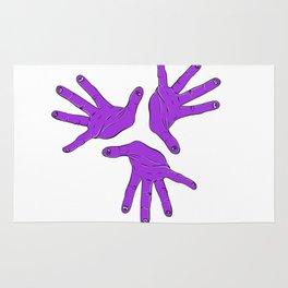 helping hands Rug
