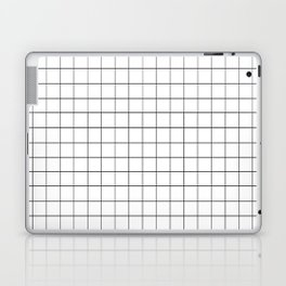 GRID - White Ver. Laptop & iPad Skin