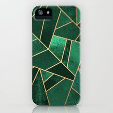 Emerald and Copper iPhone (5, 5s) Slim Case