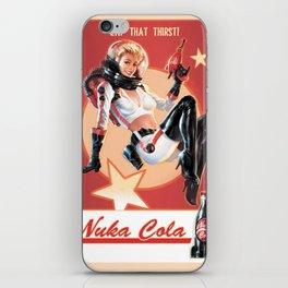 Fallout - Nuka Cola iPhone Skin