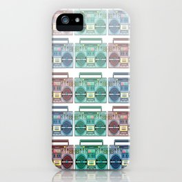 """""""I CAN'T LIVE WITHOUT MY RADIO"""" iPhone Case"""