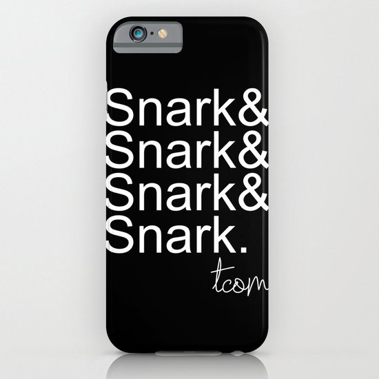 #Snark iPhone & iPod Case