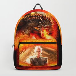 Dragon Children Backpack