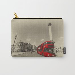Trafalgar New Bus for London Carry-All Pouch