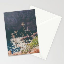 Sparkling Day at the Beach Stationery Cards