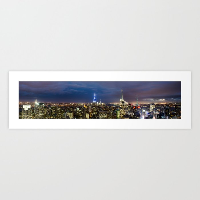 New York City, New York Kunstdrucke