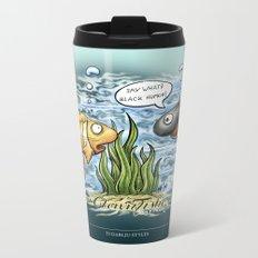 When Clownfishes meet Metal Travel Mug
