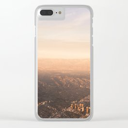 Descent Clear iPhone Case