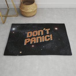 Don't Panic Rug