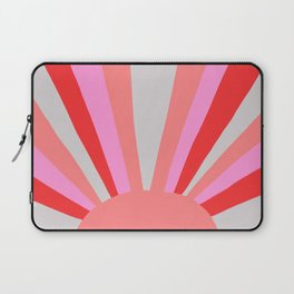 sunshine state, coral Laptop Sleeve