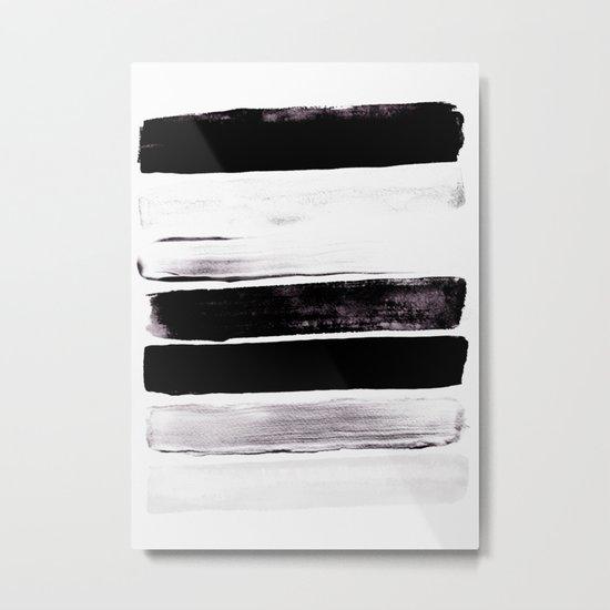 Stack V Metal Print