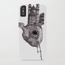The Heart of The City iPhone Case
