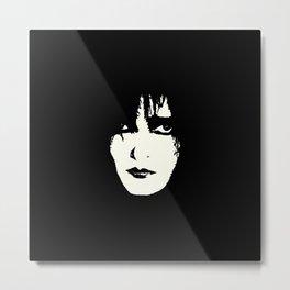 80s Siouxsie Metal Print