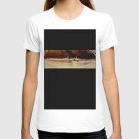 boston T-shirts featuring Boston by Kayla Ivey
