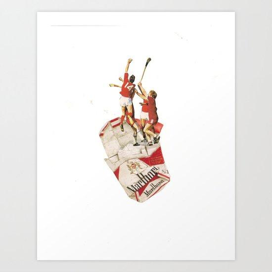Sig Or Etts Art Print
