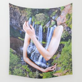 Cold Feelings Wall Tapestry