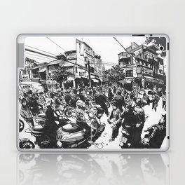 Hanoi Rush Hour Laptop & iPad Skin