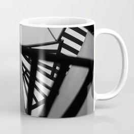 Metal Spiral Stairs Coffee Mug