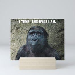 Ape Mini Art Print