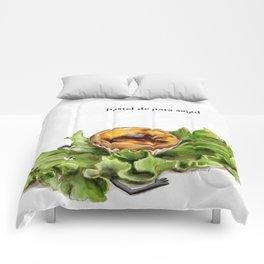 La Cuisine Fusion - Pastel de Nata Salad Comforters