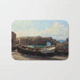 William Stanley Haseltine Marina Piccola, Capri Bath Mat