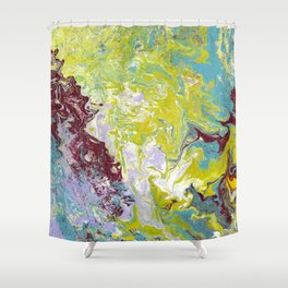Self Control Shower Curtain